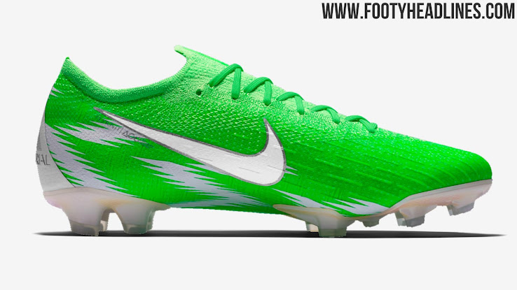 bc19c2ef6 Two Stunning Nike Mercurial Superfly 6 Nigeria Boots Released ...