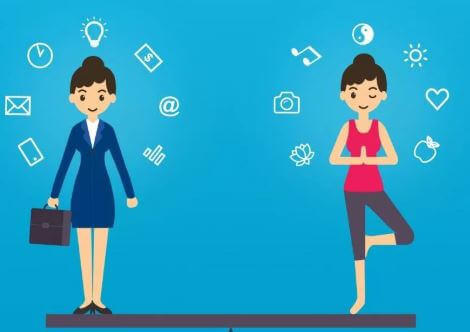 شرح أهمية التوازن بين العمل والحياة