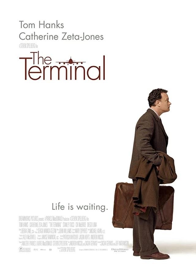 The Terminal 2004 x264 720p Esub BluRay Dual Audio English Hindi  GOPI SAHI