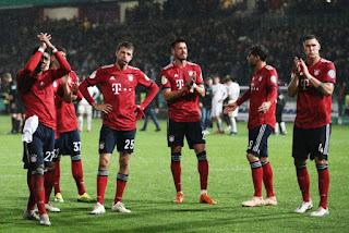 يلا شوت حصري مشاهدة مباراة بايرن ميونخ وفيردر بريمن اليوم بث مباشر 1-12-2018 في الدوري الالماني