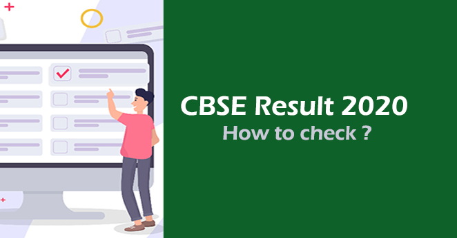 How to check CBSE Result 2020 ?