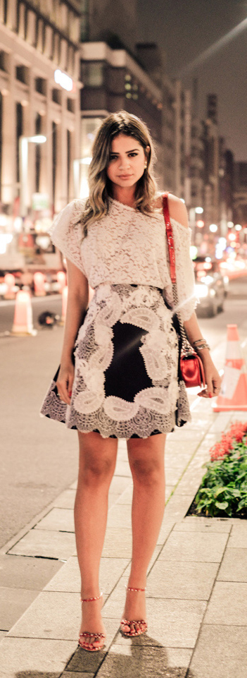 Ladies Dresses Spring Outfit Ideas To Try #SpringOutfit #Dresses
