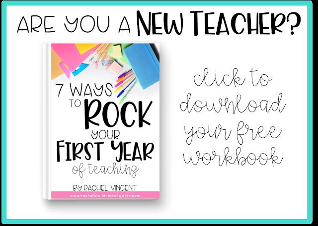 First Year Teacher Workbook