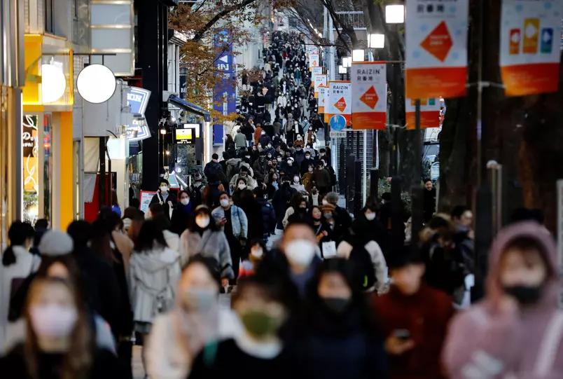 Tóquio registra mais um recorde diário de casos de Covid-19