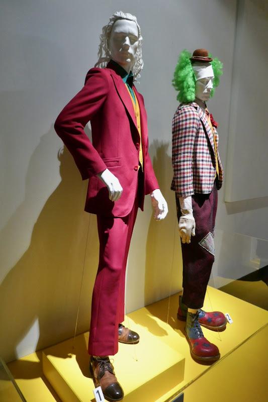 Joaquin Phoenix Joker film costumes