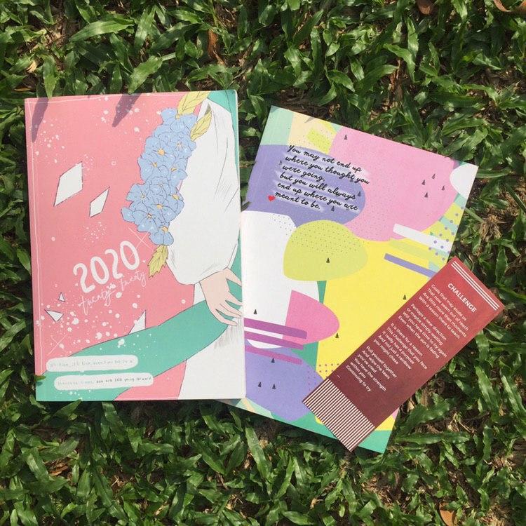 Student Planner 2020