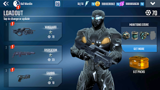N.O.V.A Legacy Apk [Offline MOD : Unlimited Coins and Trilithium] - Free Download Android Game