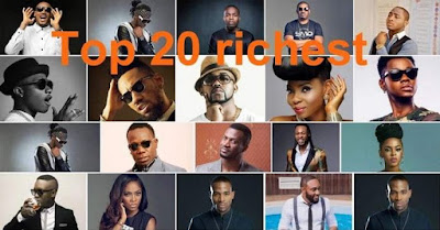 image result for richest 20 nigerian musicians