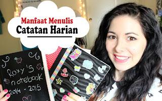 Manfaat Menulis Bagi Siswa, Dan Contoh Catatan Harian Bahasa Sunda!