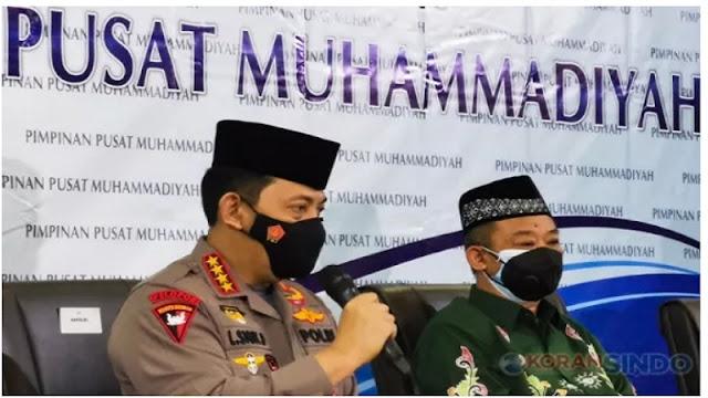 Agama Islam Dikaitkan dengan Terorisme, Kapolri: Saya Keberatan dan Stigma Itu Salah