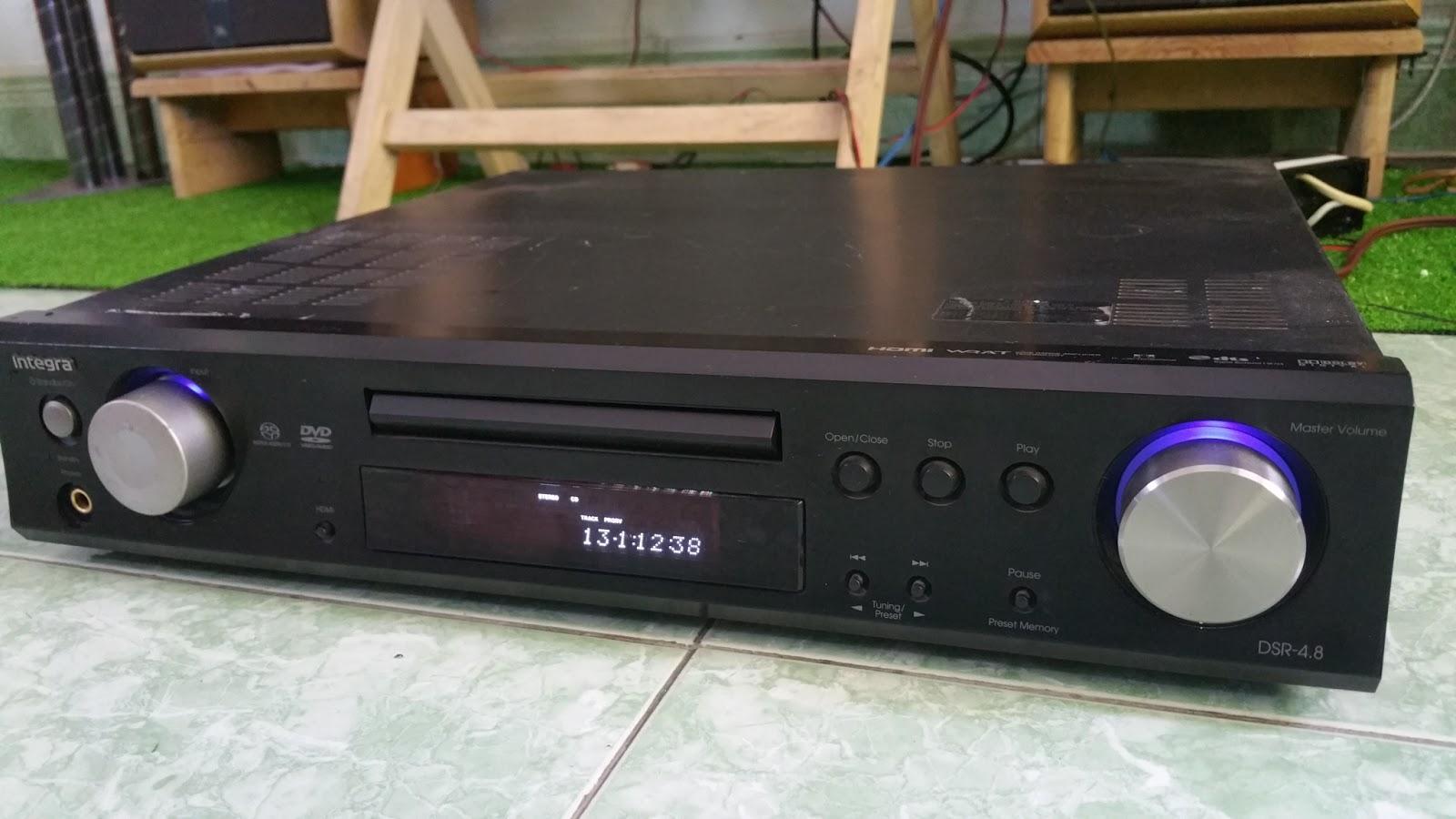 Ampli 5.1 (receiver) đời mới TrueHD, DTs, FullHD, 4 port HDMI
