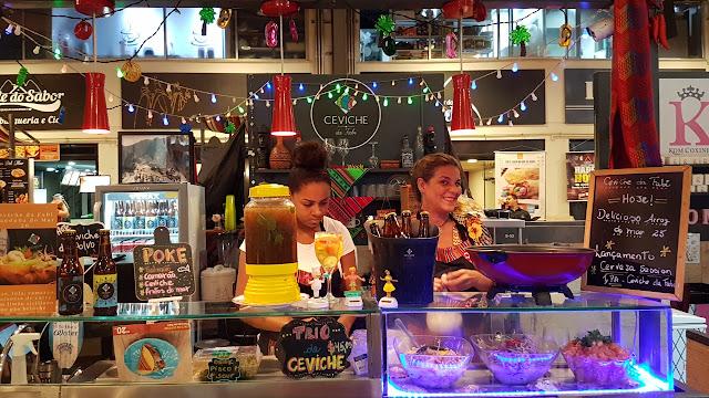Blog Apaixonados por Viagens - Cerveja Búzios - Ceviche da Fabi - Mercado dos Produtores
