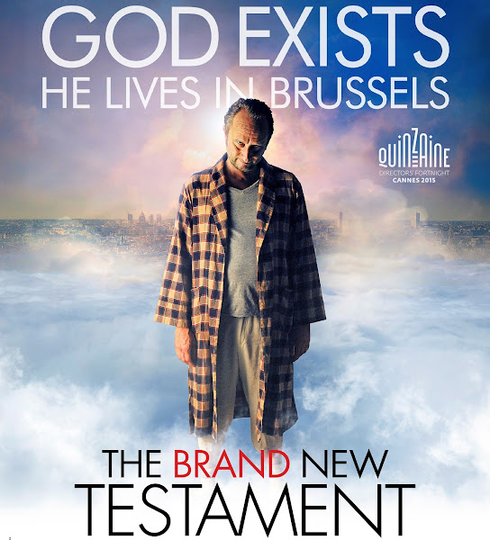 The Brand New Testament - Official Website - BenjaminMadeira