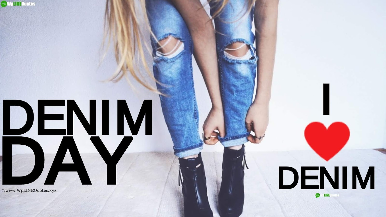 Denim Day Quotes, Meaning, History, Facts, Images, Photos, Pictures, Wallpaper