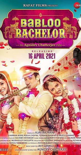 Babloo Bachelor Movie Poster