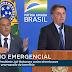 Pagamento do novo auxílio emergencial começa na terça-feira (6), diz Bolsonaro