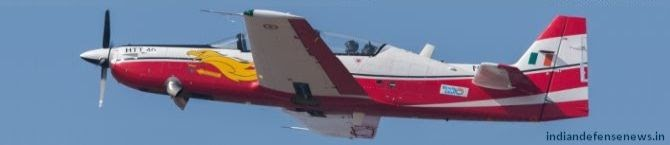 HTT-40 Ready For Operational Clearance