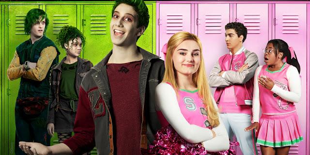 """[Disney Channel] Premiera filmu """"ZOMBI"""" w Polsce!"""