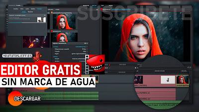 editor de video sin marca de agua