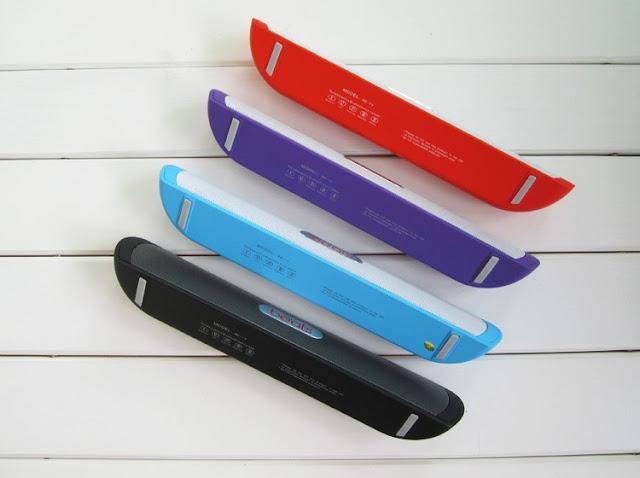 Các màu sắc loa Bluetooth Beat B13