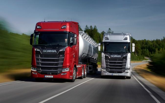 Scania apresenta nova geração de motores V8 com 4 potências inéditas