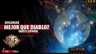 Sucesor Diablo 2? Descargar Path of Exile para PC Gratis