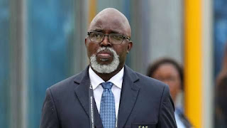 NFF President #AmajuPinnick dismissed as CAF Vice President