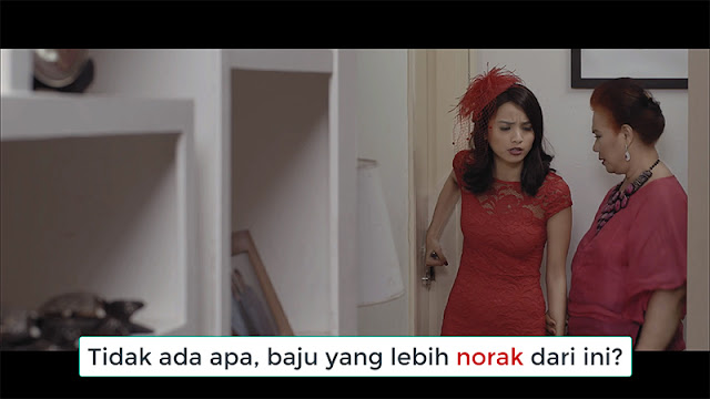 Norak Meaning In Bahasa Indonesia