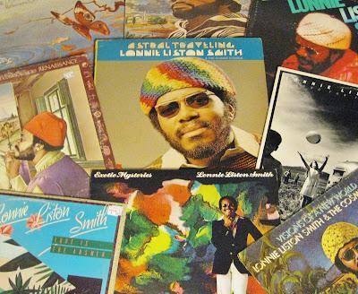 Lonnie Liston Smith Vintage LP Covers