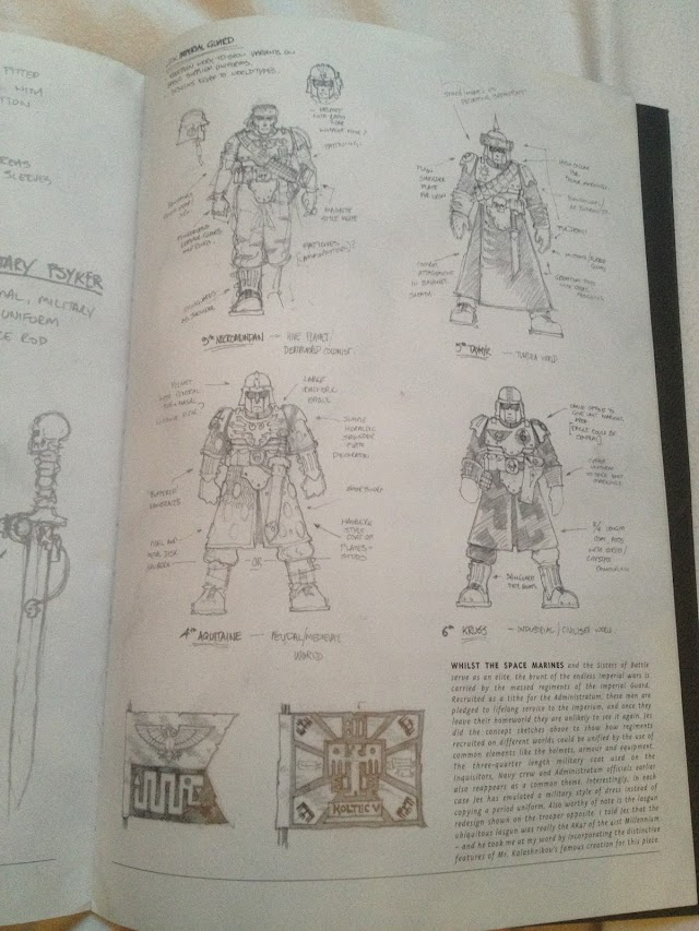 Imperial Guard Rumors and Pic Source