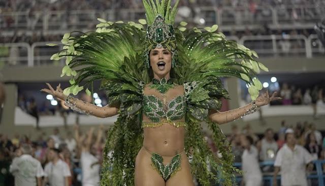 Rio de Janeiro suspende Carnaval 2021