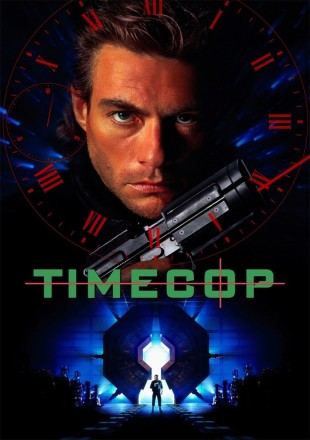 Timecop 1994 BRRip 480p Dual Audio 300Mb