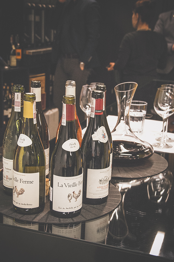 Wina z doliny Rodanu