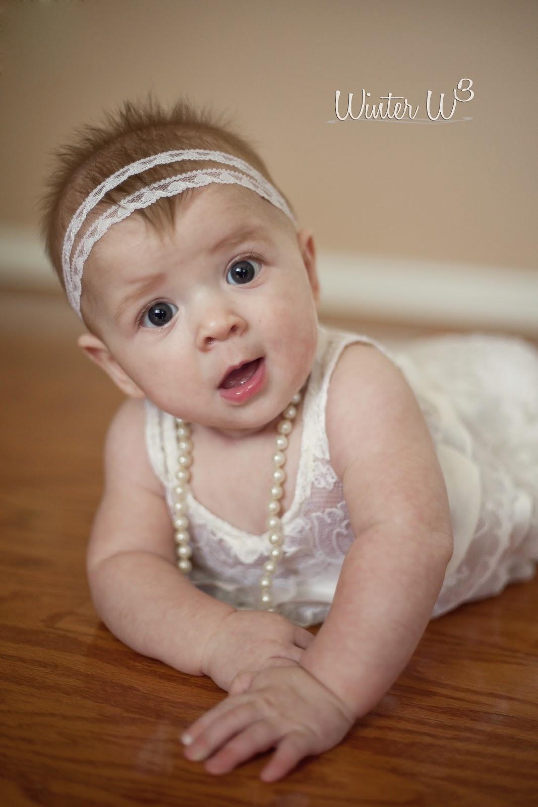 Winter Wonderings Wanderings & Whatnot: Cutest Baby Girl ...