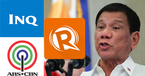 Open letter to biased PH media: 'You are no longer as powerful and as influential as in the older days'