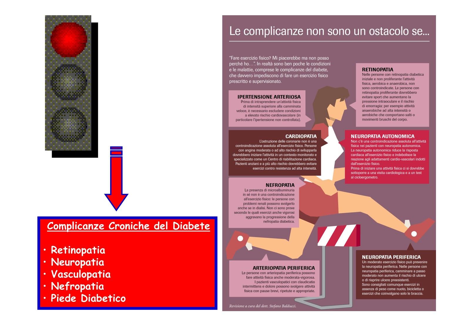 prevenzione diabetes nelle piazzetta