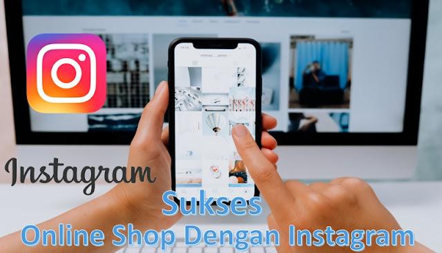 online shop instagram