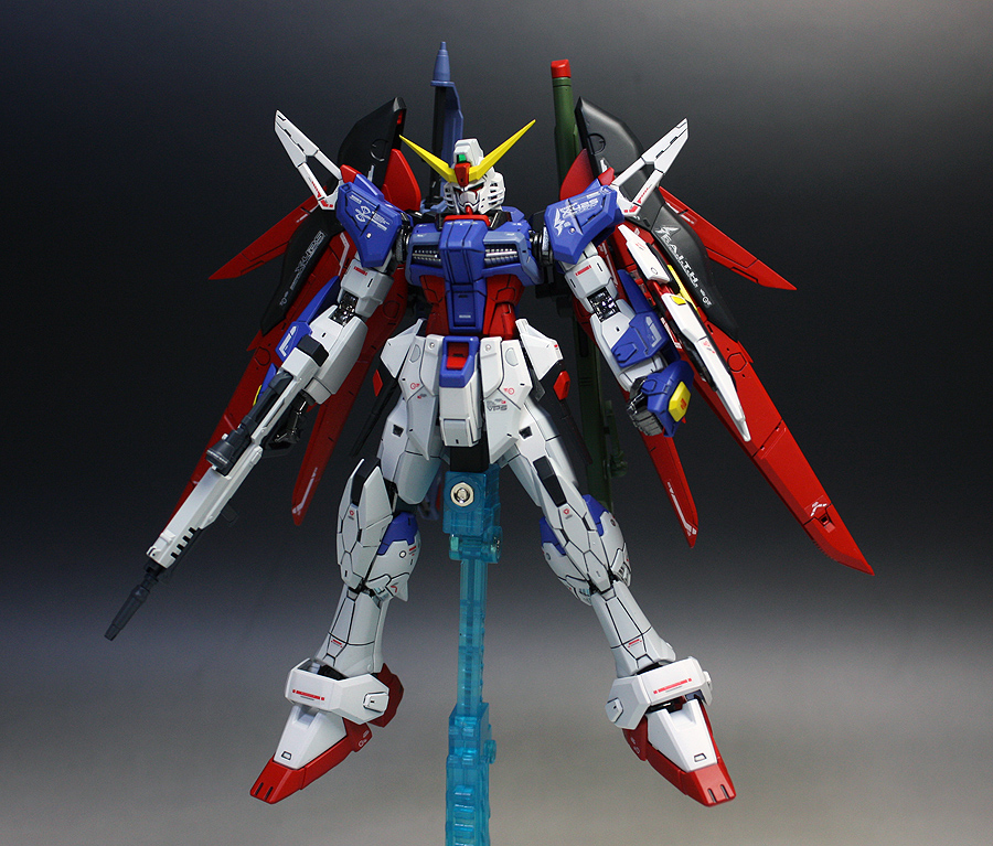 destiny gundam rg - photo #17