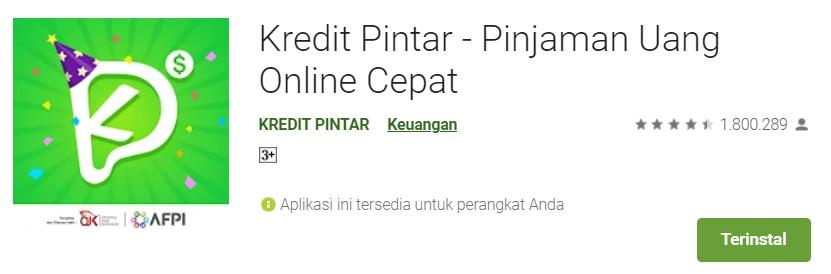 Aplikasi pinjaman online tanpa jaminan