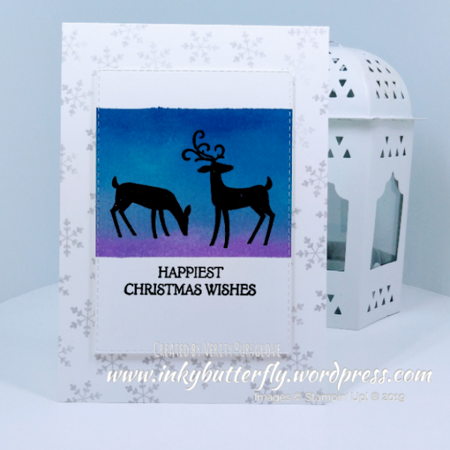 Dashing Deer Stampin Up