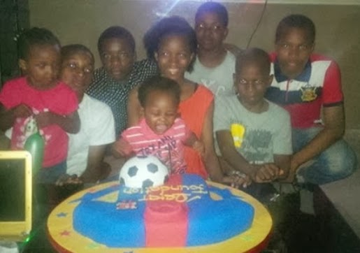 kehinde oloyede's children