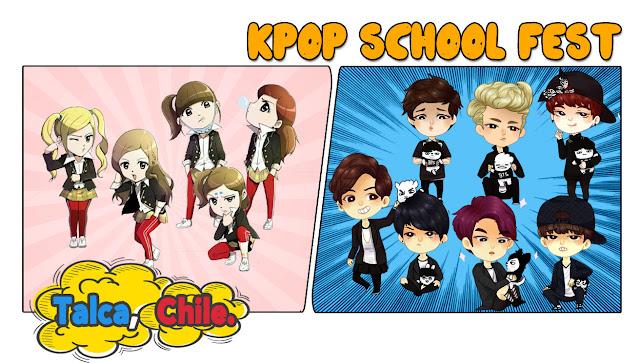 Kpop School Fest Talca