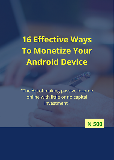 Earning 101 Revealed: Monetizing Your Android Device