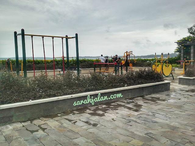 Laman Boenda di Kota Tanjungpinang
