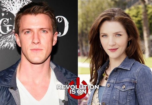 Revolution Adds Patrick Heusinger and Jessica Collins for Season 2