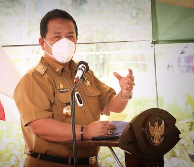 Tahun 2020, Luas Penen Padi Provinsi Lampung Meningkat 17,2%