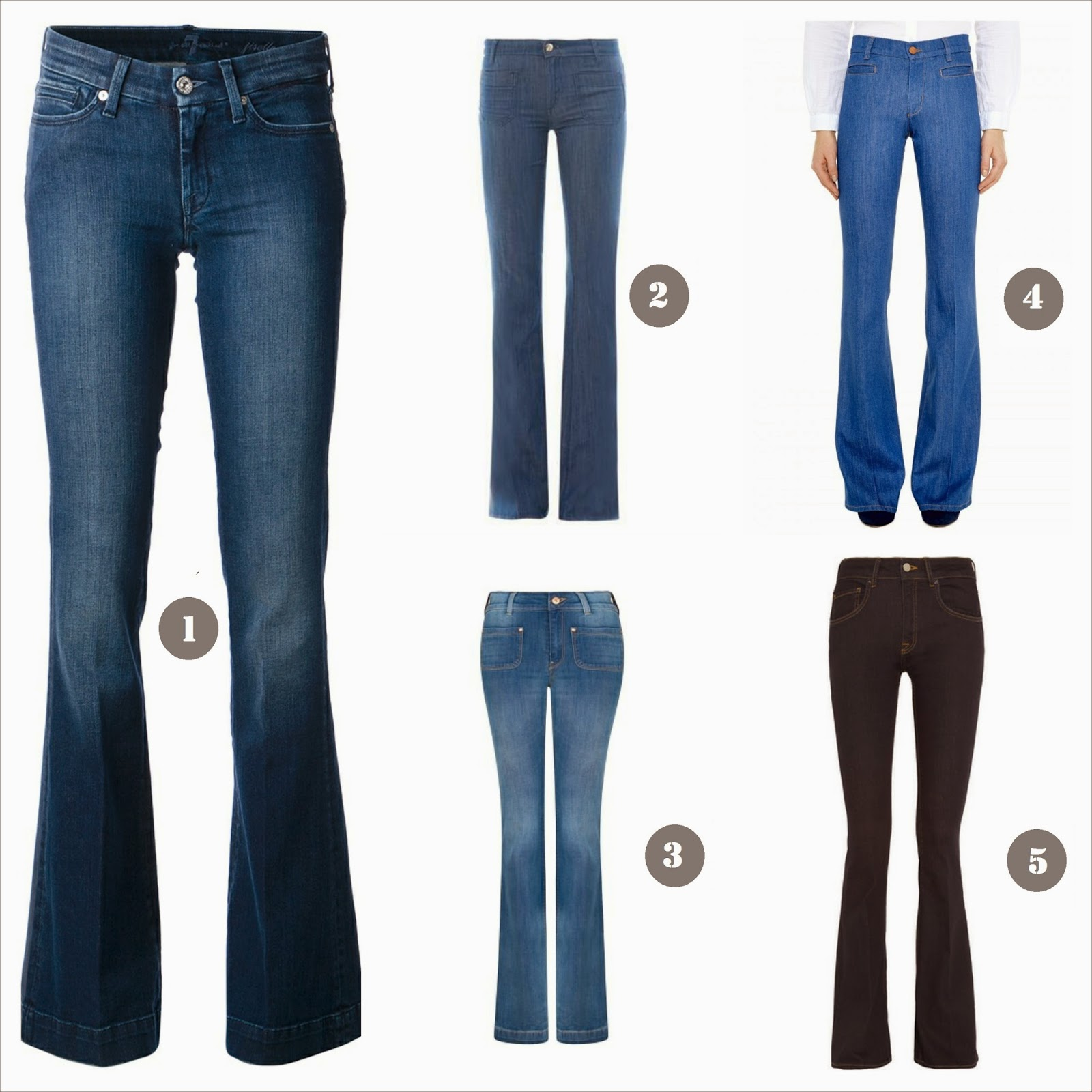 Flare Denim Selection