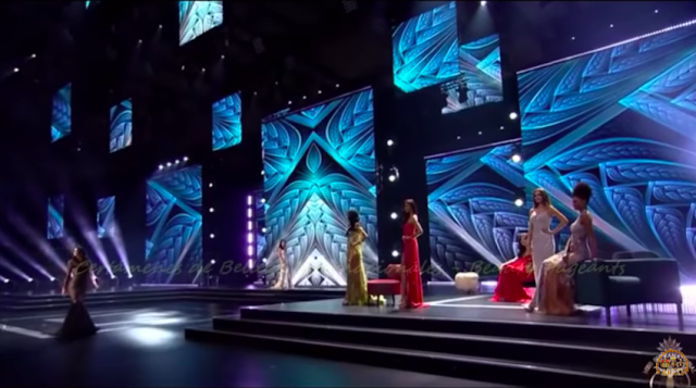 Miss Supranational 2018 Evening Gown Round