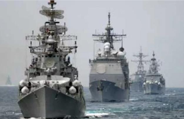 """عاجل بأسلحة سرية إيران"""" تعلن الحرب وستفعلها ضد سفن أمريكا أول تحرك أيرانى ضد أمريكا قد يشعل الحرب بينهم"""