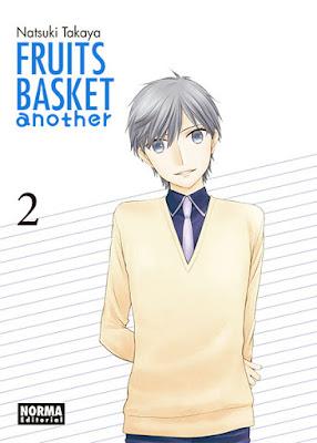 """Manga: Review de """"Fruits Basket Another """" Vol. 2 de Natsuki Takaya - Norma Comics"""